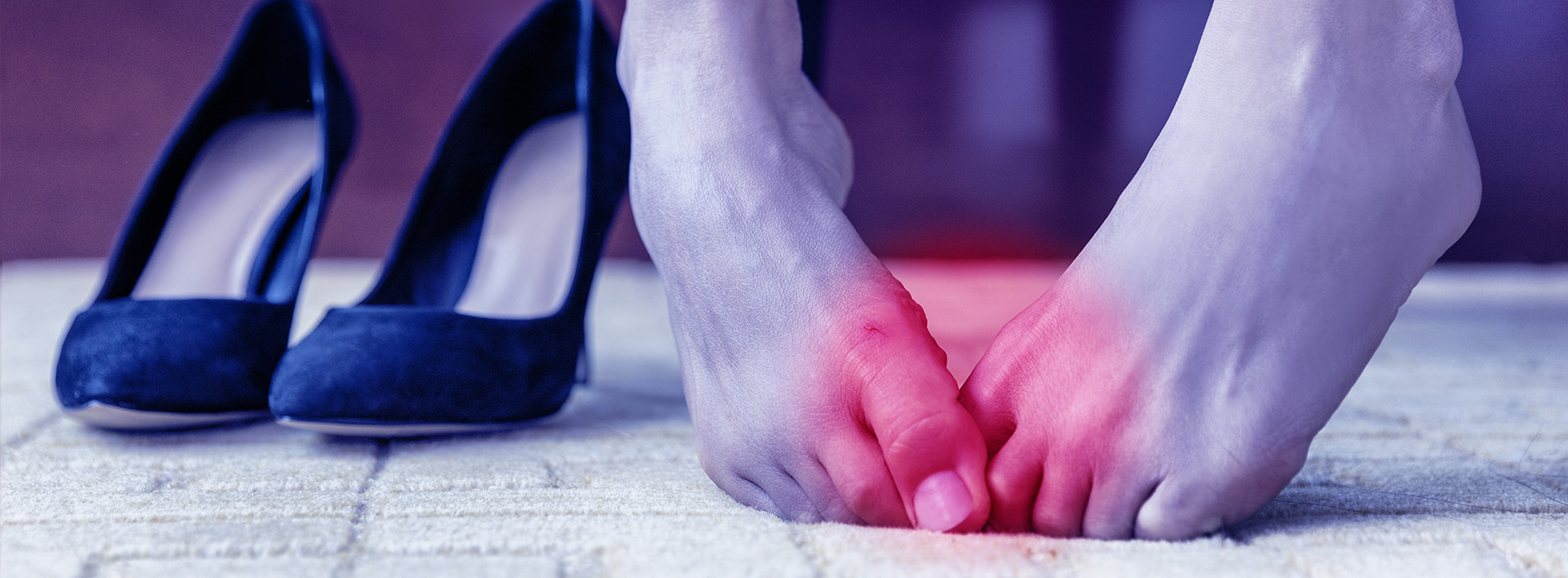 You Don't Have to Live with Bunions
